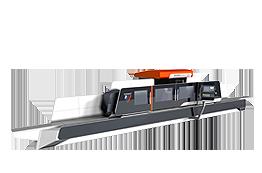 BHC 63/85/100 CNC - Universal Grinding Machine