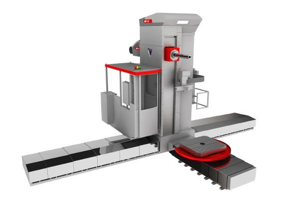 WF 13 R/15 R CNC - Floor Type Horizontal Boring Machine