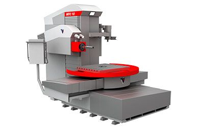 WFC 10 CNC - Table Type Horizontal Boring Machine