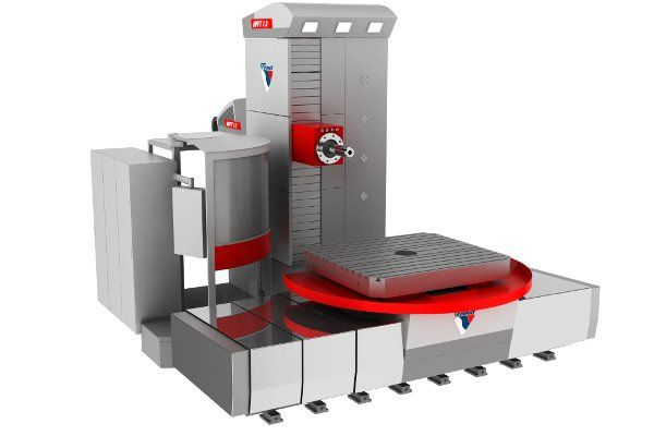 WFT 13 R CNC - Table Type Horizontal Boring Machine
