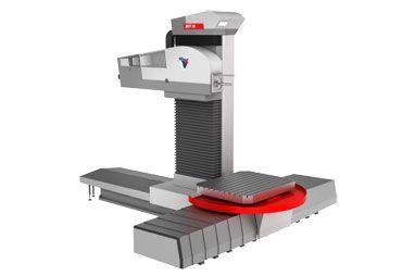 WFT 15 CNC - Table Type Horizontal Boring Machine